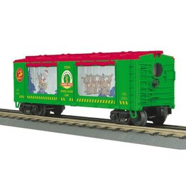 MTH - RailKing 3079470	 - 	ACTION CAR XMAS