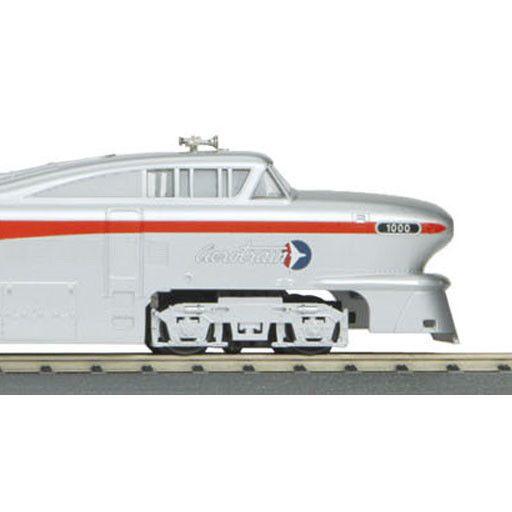 MTH - RailKing 30203211 - 30-20321-1 AEROTRAIN PRR DIESEL SET 3.0