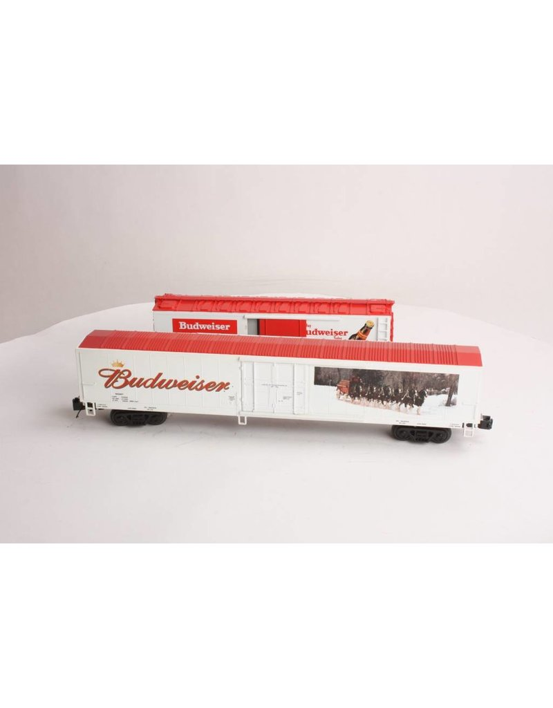 2094125	 - 	Budweiser Operating Reefer Car