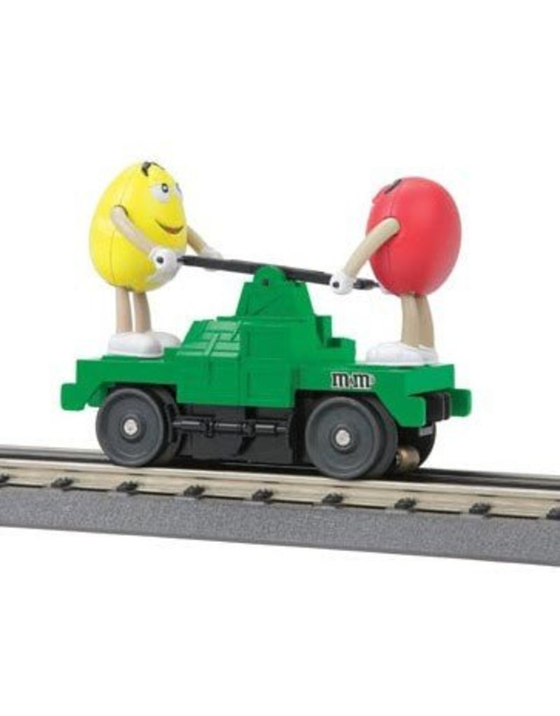 302597	 - 	Operating Hand Car M & M