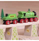 Big Jig Toys BIG GREEN ENGINE