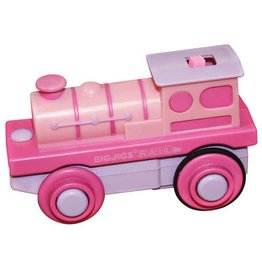 Big Jig Toys PINK BATTERY OPERATED ENGINE