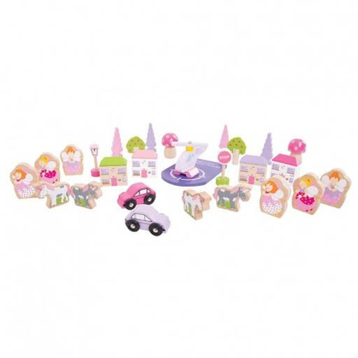 Big Jig Toys FAIRY TOWN ACCESSORY EXPANSION PACK