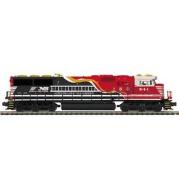 MTH - Premier 20-20593-1 Norfolk Southern First Responders SD60E DIESEL W/3.0