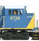 MTH - Premier 2027641 - SD60M Diesel CSX