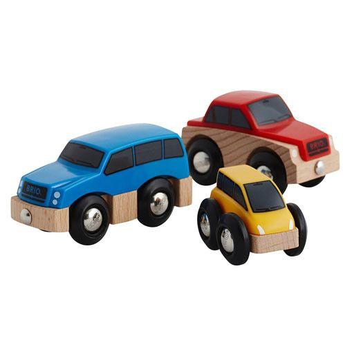 BRIO BRIO - CAR PACK