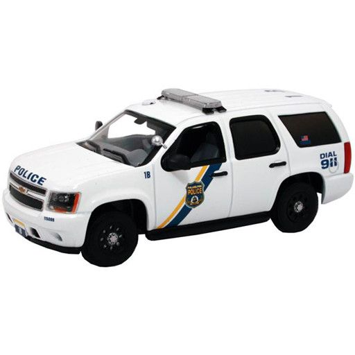 MTH 3050078	 - 	Chevy Tahoe Police Cruiser - Philadelphia, PA