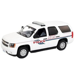 MTH 3050077	 - 	CHEVY TAHOE POLICE CRUISER Union Pacific