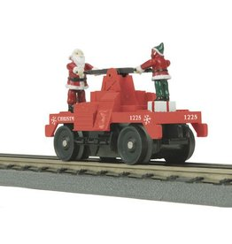 MTH - RailKing 302573	 - 	HAND CAR CHRISTMAS