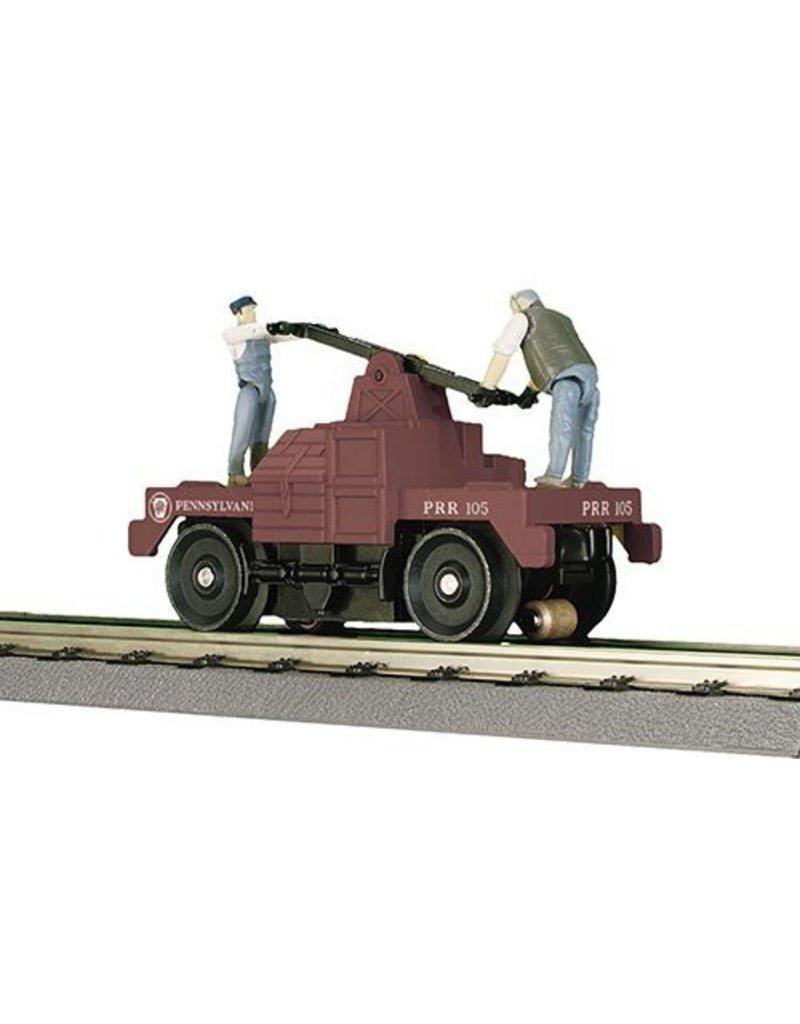 302574 - HAND CAR P.R.R.