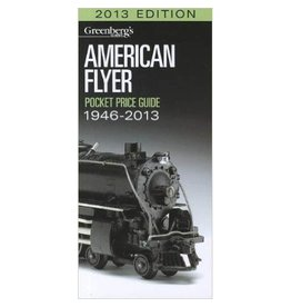 Kalmach Publishing 108614	 - 	AMERICAN FLYER PRICE GUIDE 2013