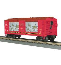MTH - RailKing 3079469 - AQUA OP CAR CHES BLUE CRAB III
