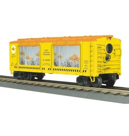 MTH - RailKing 3079374 - AQUARIUM CAR GOLDFISH