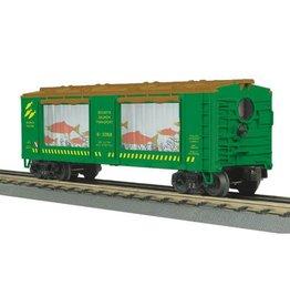 MTH - RailKing 3079375 - AQUARIUM CAR SOCKEYE SALMON