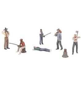 3011057 - OUTDOOR PEOPLE 6PCS