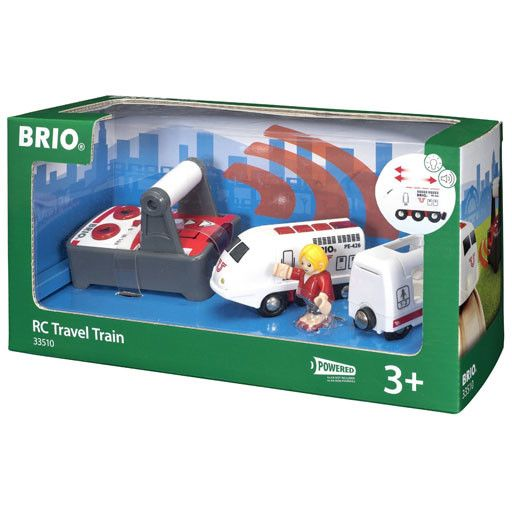 BRIO BRIO - REMOTE CONTROL TRAVEL TRAIN