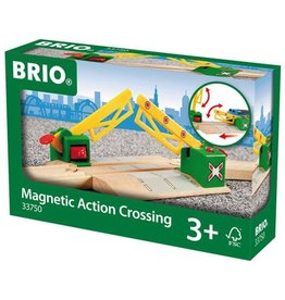 BRIO BRIO - MAGNETIC ACTION CROSSING