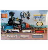 BACHMANN 708 CIVIL WAR - UNION SET - HO