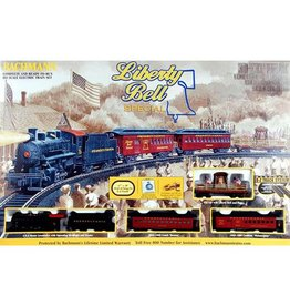BACHMANN 711 LIBERTY BELL SPECIAL - HO SET
