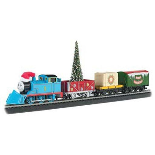 BACHMANN 721 THOMAS CHRISTMAS EXPRESS DELUXE SET - HO
