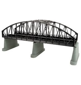 MTH - RailKing 401111	 - 	ARCH BRIDGE 2 Tr BLACK