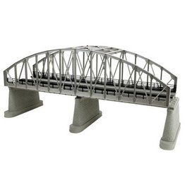 MTH - RailKing 401107 - ARCH BRIDGE 2 Tr SLIVER