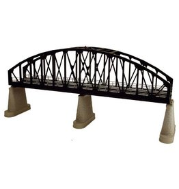 MTH - RailKing 401105	 - 	Arch Bridge Black 1 track