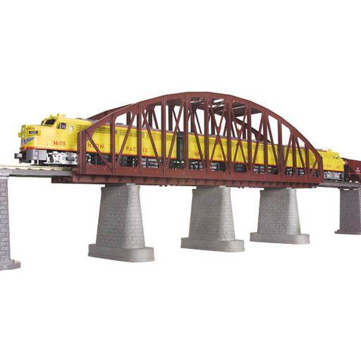 MTH - RailKing 401031 - ARCH BRIDGE RUST