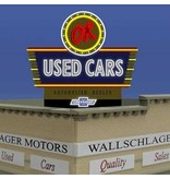 Miller Engineering 5481	 - 	SIGN OK USED CARS