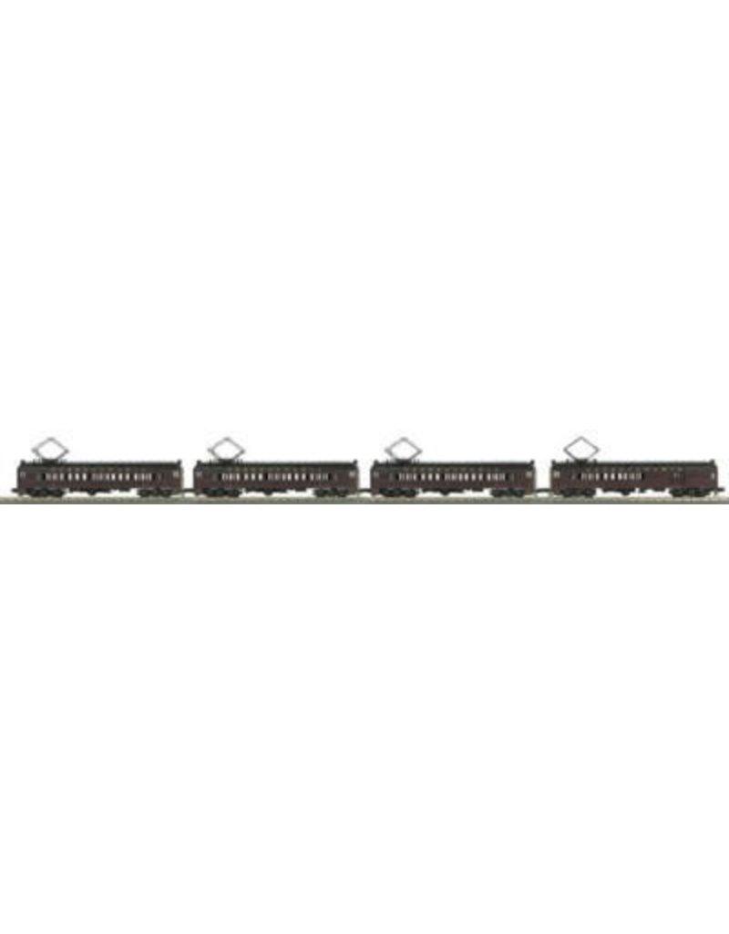 3026491 - Passenger MU 4 CAR Set PRR