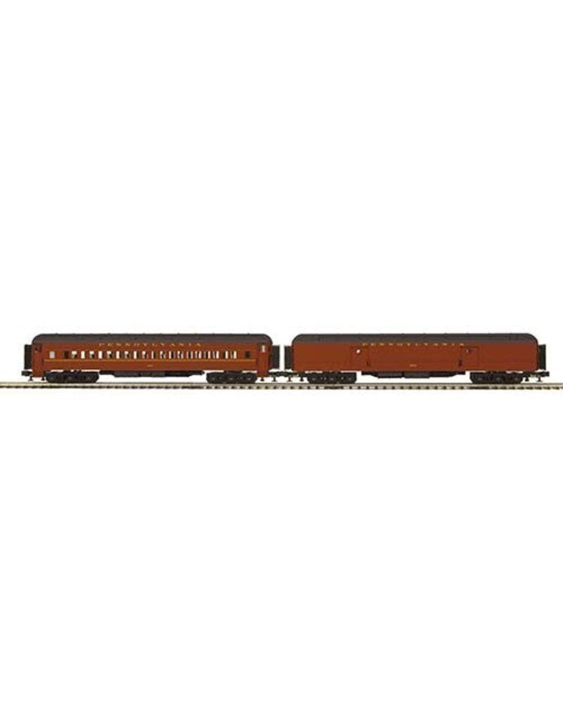 2044012 - PASSENGER 2 CAR BAGG/COACH MADI