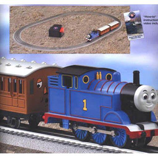Lionel THOMAS & FRIENDS - O GAUGE TRAIN SET