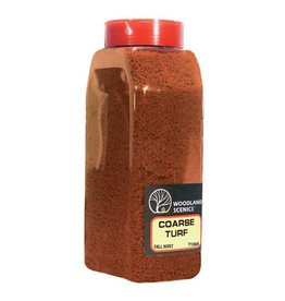 Woodland Scenics 1356	 - 	COARSE TURF RUST