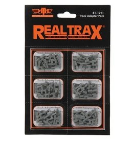 MTH - HO 811011	 - 	HO REALTRAX ADAPTER PK 24ct