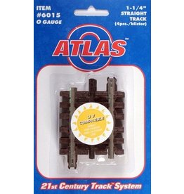 ATLAS 6015	 - 	ATLAS-O 1 1/4 STRAIGHT 4pcs
