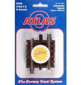 ATLAS 6015 - ATLAS-O 1 1/4 STRAIGHT 4pcs