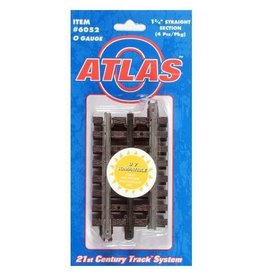 ATLAS ATO-6052	 - 	ATLAS-O 1 3/4 STRAIGHT 4pcs