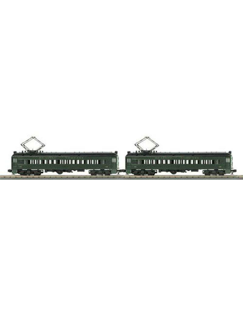 3026503	 - 	Passenger MU 2 CAR Set Green