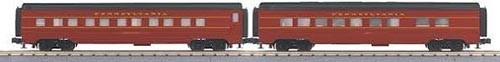 3067712 - PASSENGER PRR 2 Car SLP/DINER