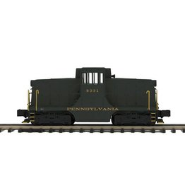 MTH - Premier 20-20465-1 -  G.E. 44 Ton Diesel Engine w/Proto-Sound 3.0 (Hi-Rail Wheels)
