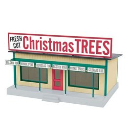MTH - RailKing 30-90504  -  Christmas Tree Road Side Stand