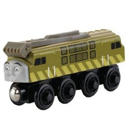 Thomas the Tank DIESEL 10 - Wooden Thomas the Tank - Fisher Price