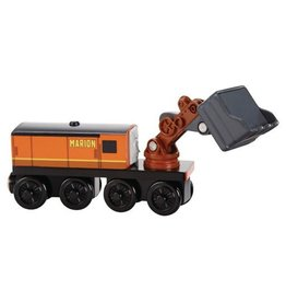 Thomas the Tank MARION - Wooden Thomas the Tank - Fisher Price