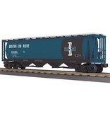 3075365	 - 	HOPPER CAR B&MAINE 4-BAY CYL