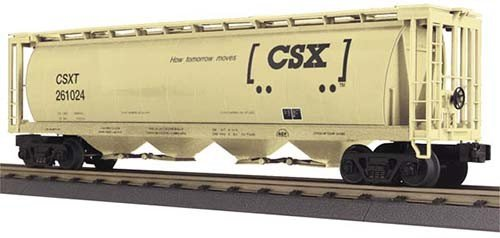 3075492 - HOPPER CAR CSX 4-BAY