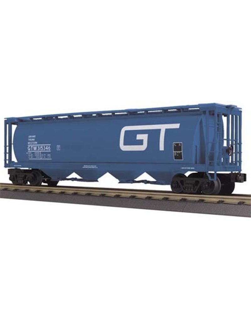 3075449	 - 	HOPPER CAR GT 4-BAY CYLINDRICAL