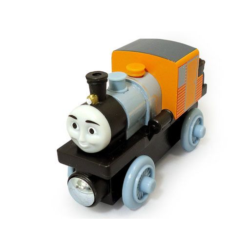Thomas the Tank BASH - Wooden Thomas the Tank - Fisher Price