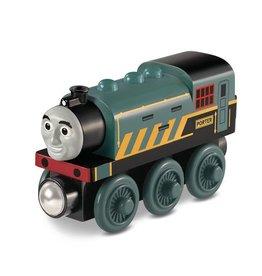 Thomas the Tank PORTER - Wooden Thomas the Tank - Fisher Price