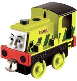 Thomas the Tank SCRUFF - Wooden Thomas the Tank - Fisher Price