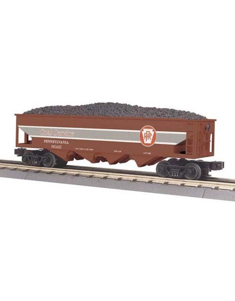 3075187 - HOPPER CAR W/COAL LOAD PRR